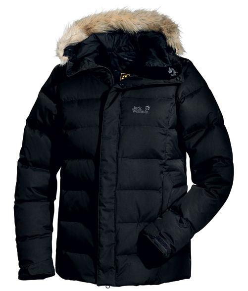 jack wolfskin herren daunenjacke baffin jacket men m. Black Bedroom Furniture Sets. Home Design Ideas