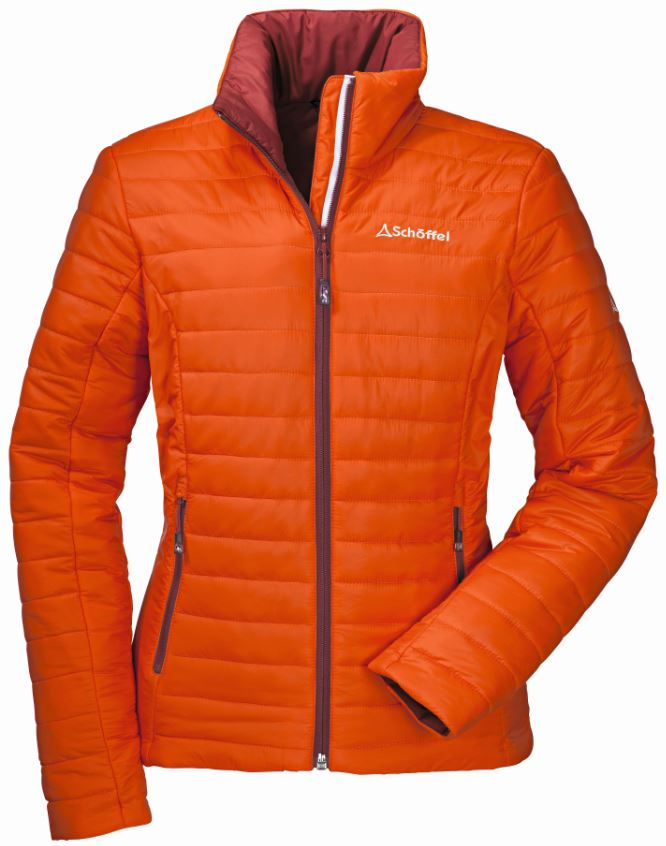 sch ffel cushy jacket 38 44 pureed pumpkin damen stepp jacke ebay. Black Bedroom Furniture Sets. Home Design Ideas