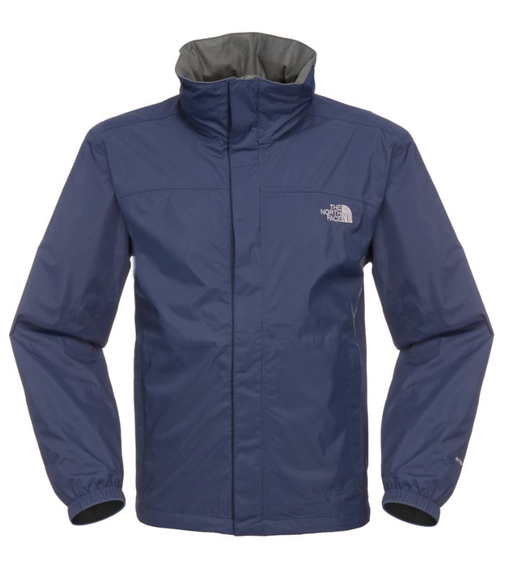 The-NORTH-FACE-RESOLVE-JACKET-MEN-Uomo-Giacca-Pioggia-Vento-e-Impermeabile