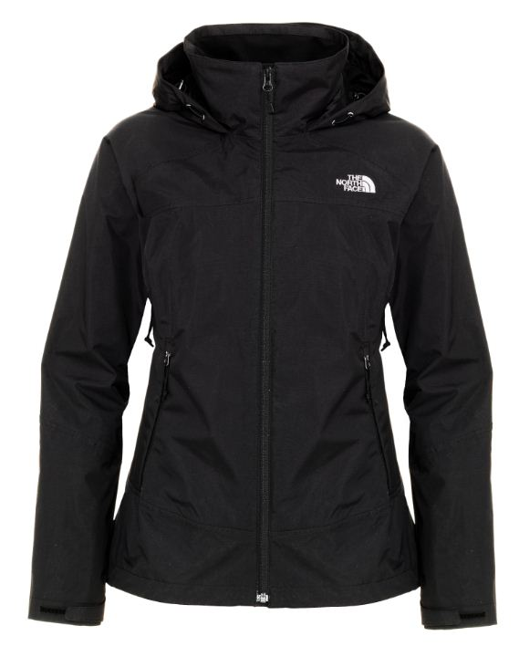 the north face damen regenjacke w stratos jacket s xl tnf black ebay. Black Bedroom Furniture Sets. Home Design Ideas